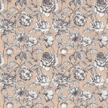 Керамогранит ABK Wide&Style Mini Decorative Mood ROSES 60x120 rett. 7 mm (0008439)