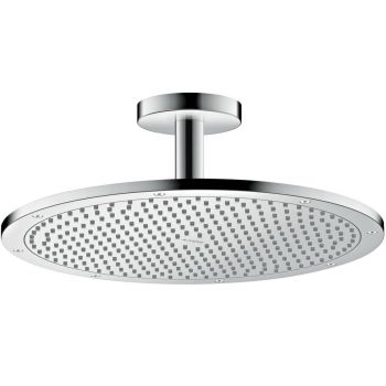 Верхний душ Axor ShowerSolutions 350 1jet P с держателем,… - Фото №1