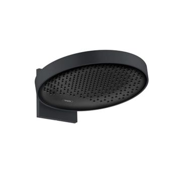 Верхний душ, Hansgrohe Rainfinity 360 1jet, Matt Black (26230670)
