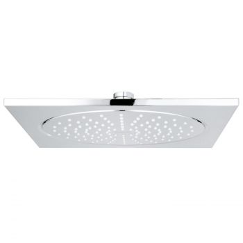 Верхний душ с 1 режимом струи GROHE Rainshower F-Series 10 (27285000)