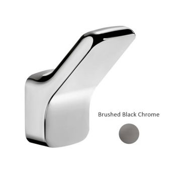 Крючок настенный Axor Urquiola, brushed black chrome… - Фото №1