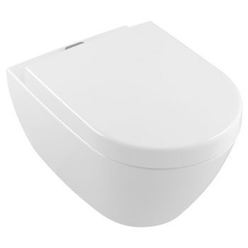 Унитаз подвесной Villeroy & Boch Subway 2.0 ViFresh, DirectFlush, с крышкой Subway Soft Closing (5614A101P 9M68S101)