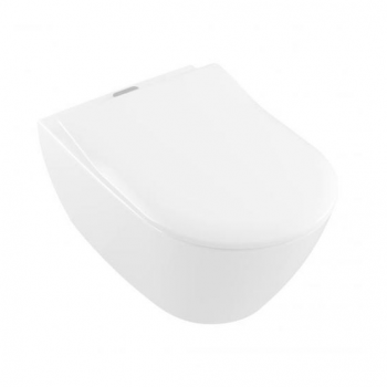 Унитаз подвесной Villeroy & Boch Subway 2.0 ViFresh AntiBac (5614A1T1)
