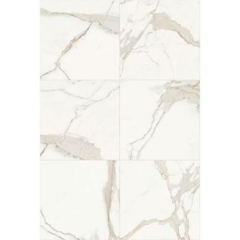 Керамогранит Cerim Antique Pure Marble 02 Luc 6 мм 80х240 R (754790)