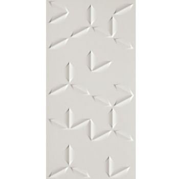 Плитка Atlas Concorde 3D Wall Flake White Matt  (8DWF)