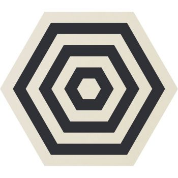 Керамогранит Ornamenta Corebasics Target White Hexagon 60 (CB60TW)