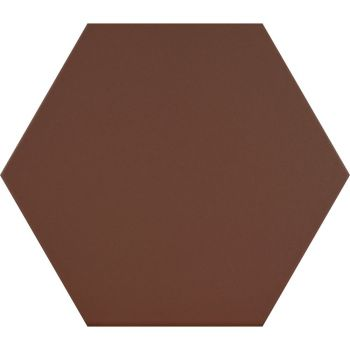 Керамогранит Ornamenta Decor Brown Hexagon 23 (DE23BR)