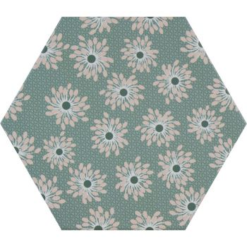 Керамогранит Ornamenta Decor Carpet Hexagon 23 (DE23CA)