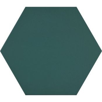 Керамогранит Ornamenta Decor Dark Green Hexagon 23 (DE23DG)