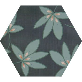 Керамогранит Ornamenta Decor Garden Hexagon 23 (DE23GA)