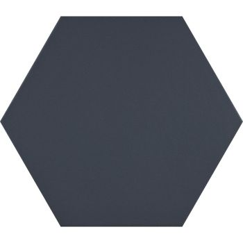 Керамогранит Ornamenta Decor Peacock Blue Hexagon 23 (DE23PB)