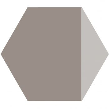 Керамогранит Ornamenta Electra Triangle Taupe Hexagon D40 (EL40TT)