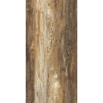Керамогранит Fiandre Eminent Wood Maximum Eminent Brown Lucidato 6 мм 150х75 (EWL026715)