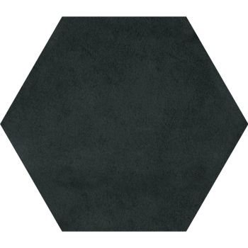 Керамогранит Ornamenta Medley Solid Black Hexagon D25 (ME25B)