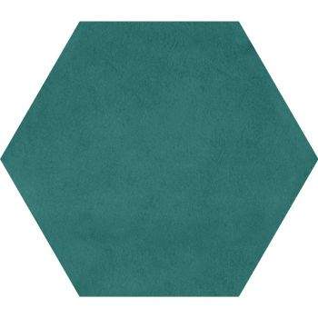 Керамогранит Ornamenta Medley Solid Green Hexagon D25 (ME25GR)